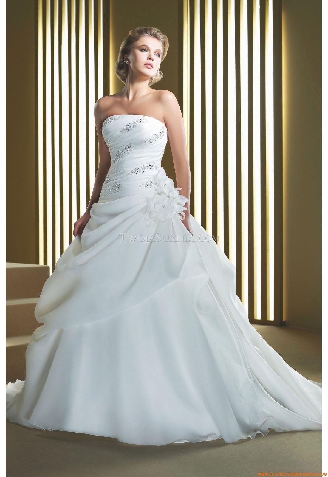 Vestido de novia Elianna Moore EL1188 2013   My Winter wonderland ...