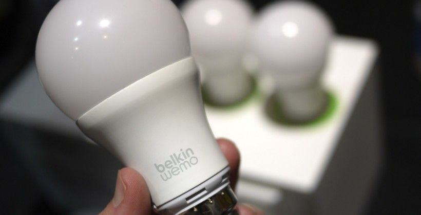 Belkin S Wemo Smart Led Bulbs Launch In Us And Canada Home
