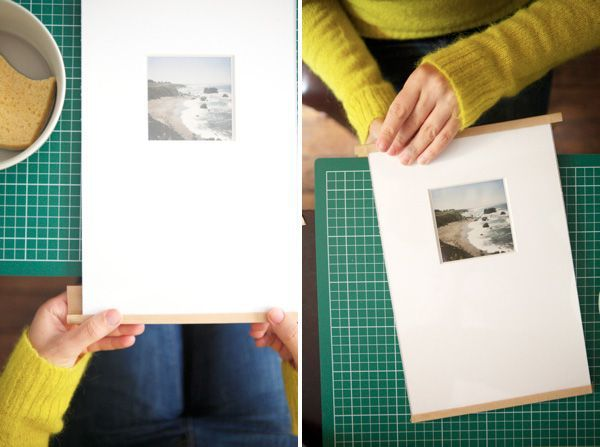 Make Your Own Picture Frame | Oh Happy Day! | DIY your life ...