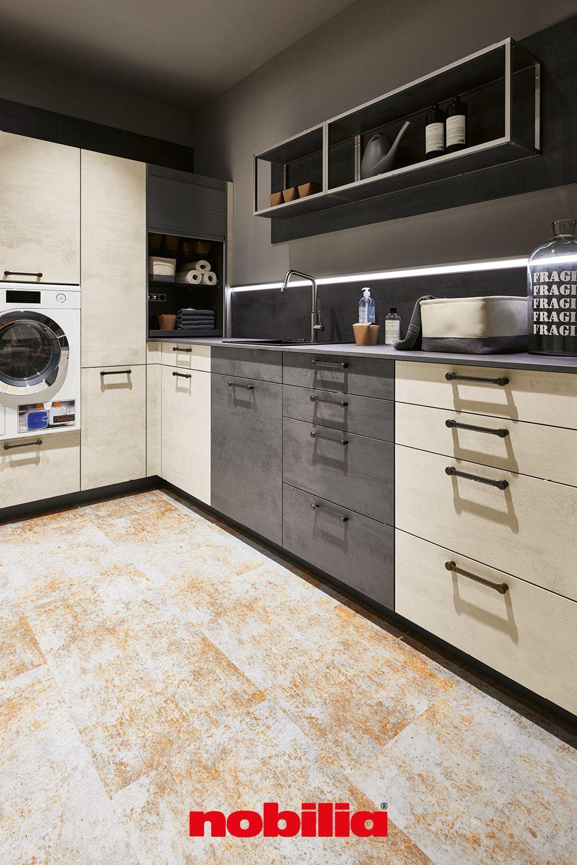 Pin Auf Inspiration Hauswirtschaftsraum More Than Kitchen