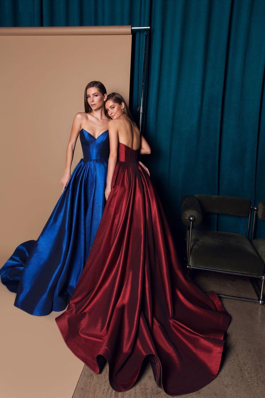 Вечернее платье Кристал Дизайн (Арт. 18122) — купить в ...
