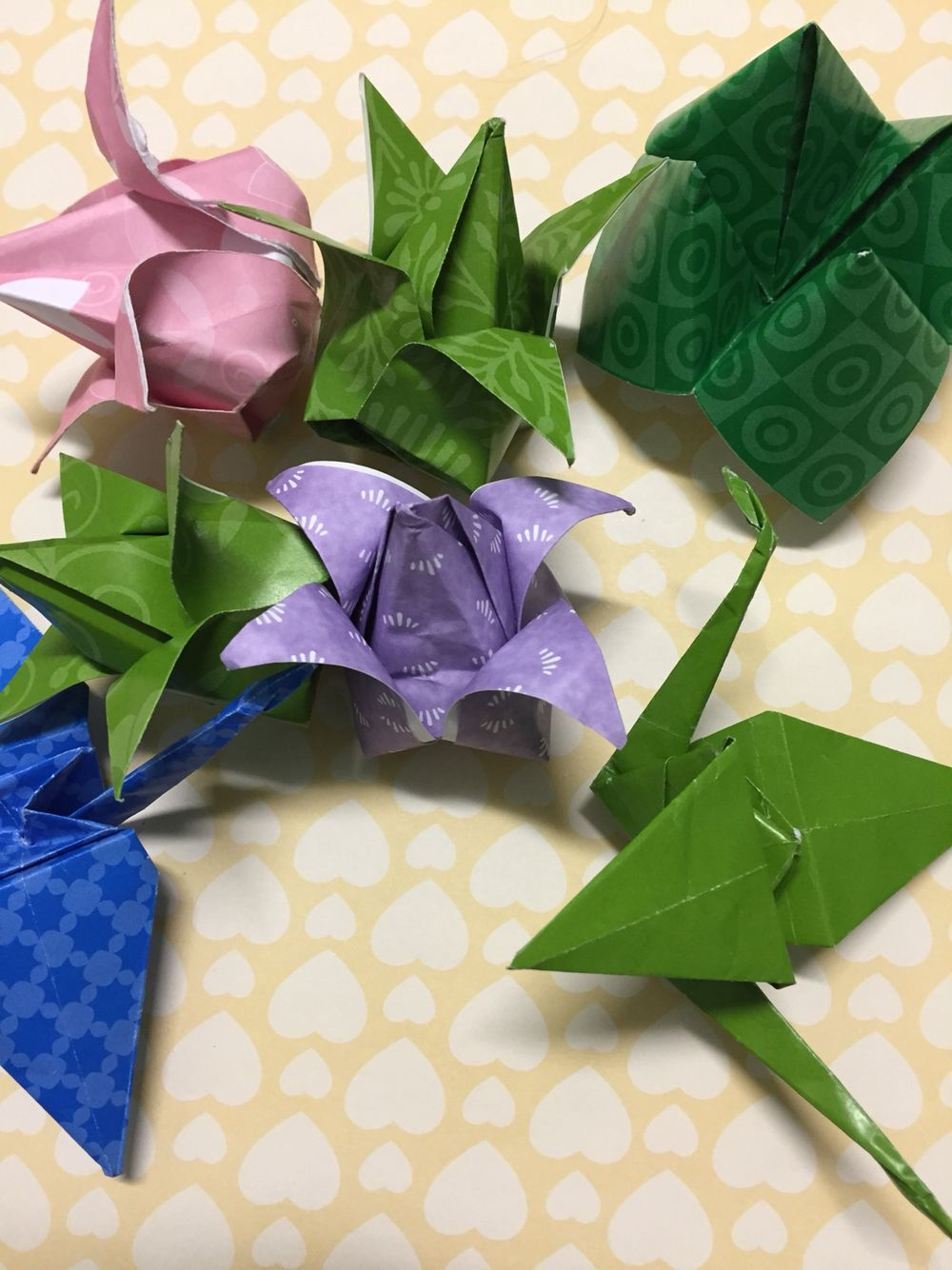 Spent This Evening Running An Origami Activity With The Boarders At School Here We Mostly