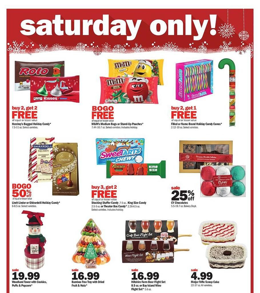 Meijer Black Friday Ad Scan Deals And Sales 2019 The Meijer 2019
