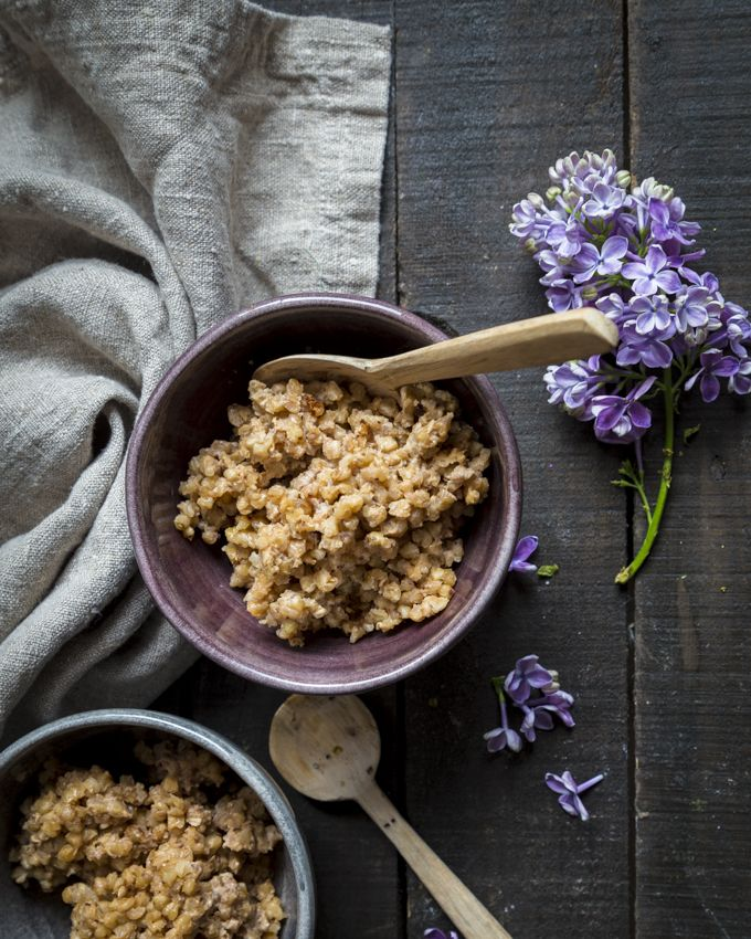 Buckwheat porridge. https://www.jotainmaukasta.fi/2016/03/26/tattariuunipuuro/