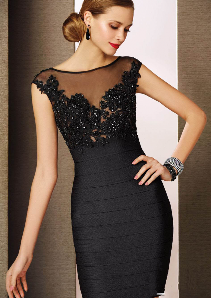 cutenfanci.com formal cocktail dresses (09) #cocktaildresses ...