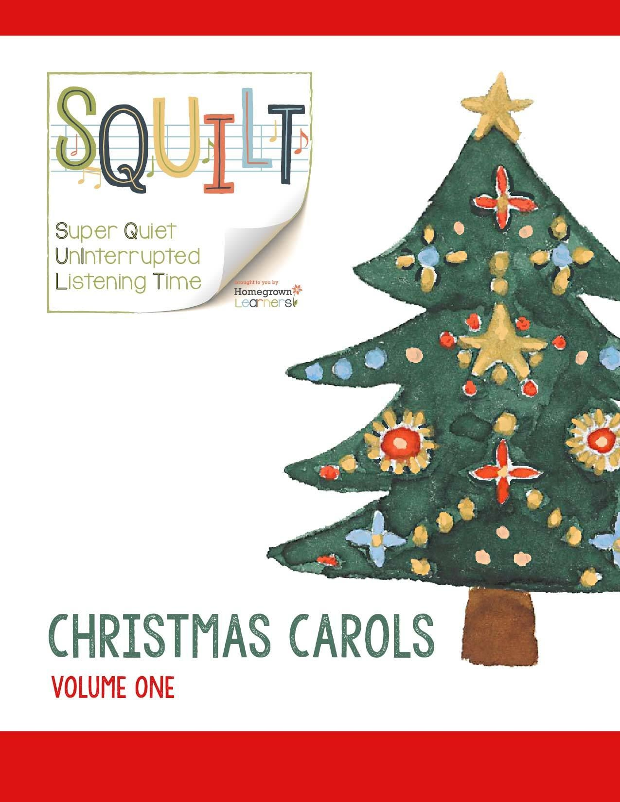 Christmas Carols With Images Christmas Learning Activities Christmas Carol Christmas Learning