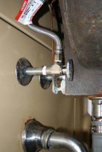 Bathroom Sink Water Shut Off Valve Http