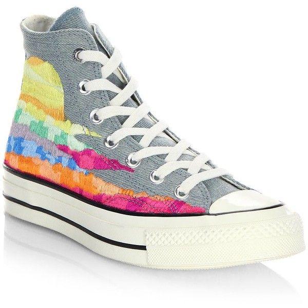 Converse Denim Cap-Toe Sneakers prLCq