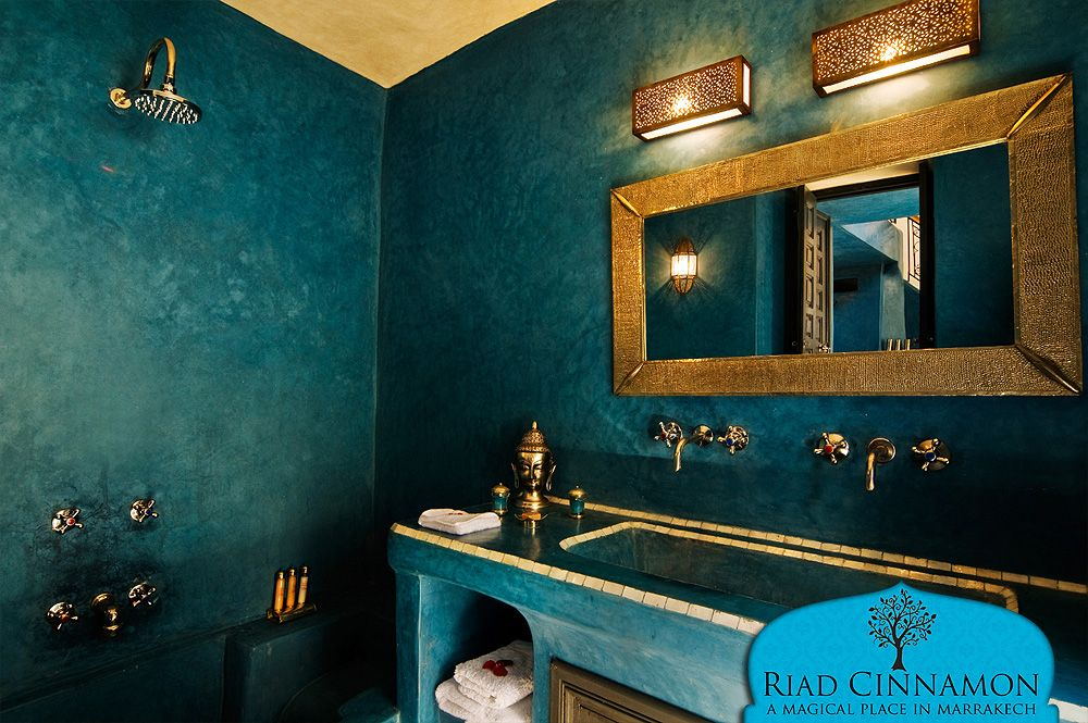Riad Cinnamon Marrakech Luxurious Boutique Hotel ...