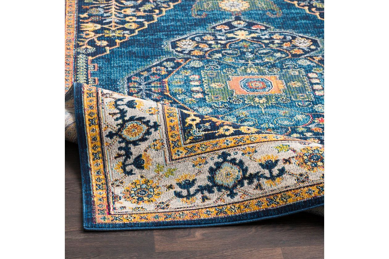 Home Accents Aura 7 10 X 3 Area Rug Ashley Furniture