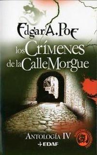 Los Crimenes De La Calle Morgue De Edgar Allan Poe Con Imagenes