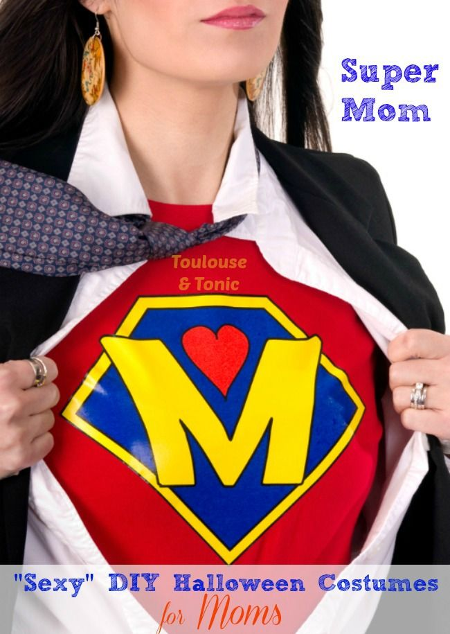 Sexy Halloween Costumes for Moms Potty trainer, Sexy halloween - mom halloween costume ideas