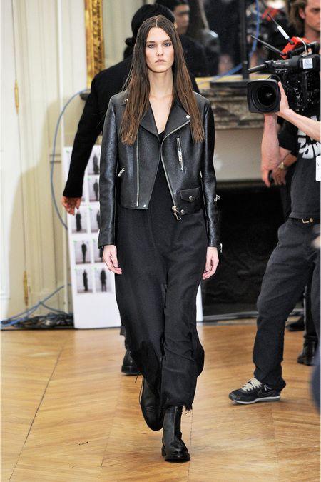 Yang Li  moto jacket