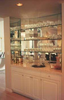Glass Bar Shelves Glass Bar Shelves Custom Glass Glass