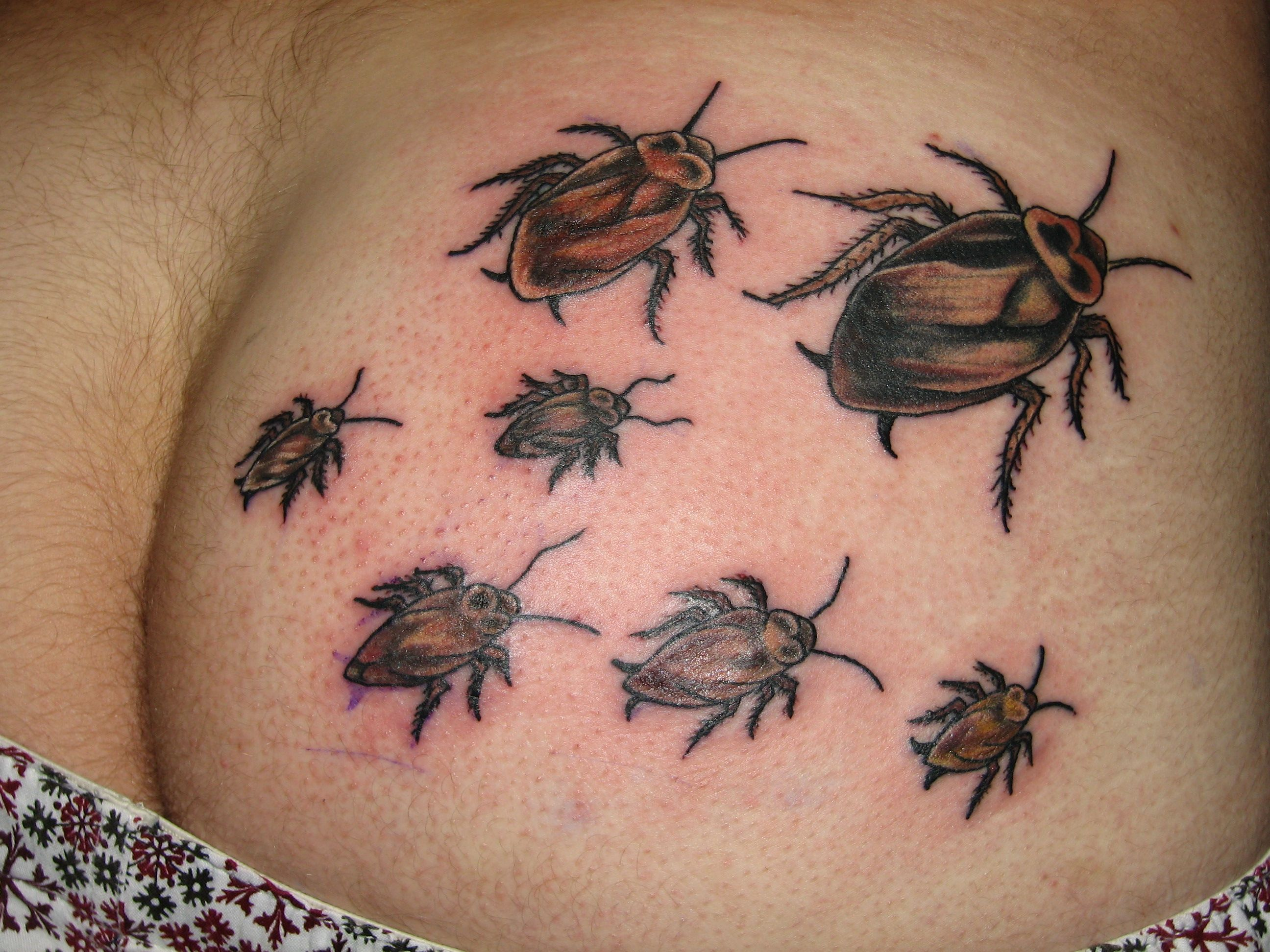 What were they thinking? | Ink It! | Pinterest | Roaches, Horrible ...