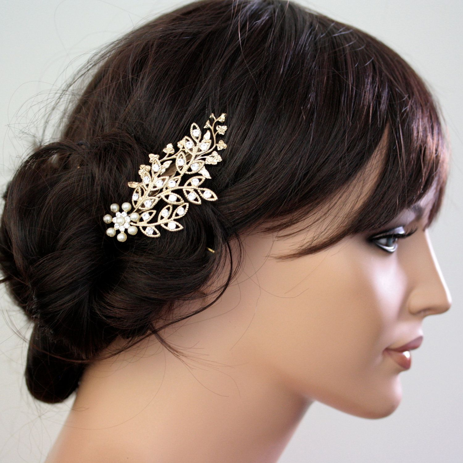 gold hair accessories   Fashion and Hairstyles
