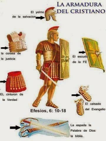 El escudo de la Fe | Escuela Bíblica | Pinterest | Manualidades