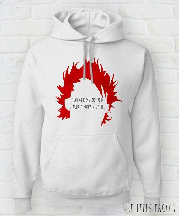 b06613aa596 Michael Pumpkin Latte Hoodie 5sos Sweatshirt by TheFeelsFactor ...