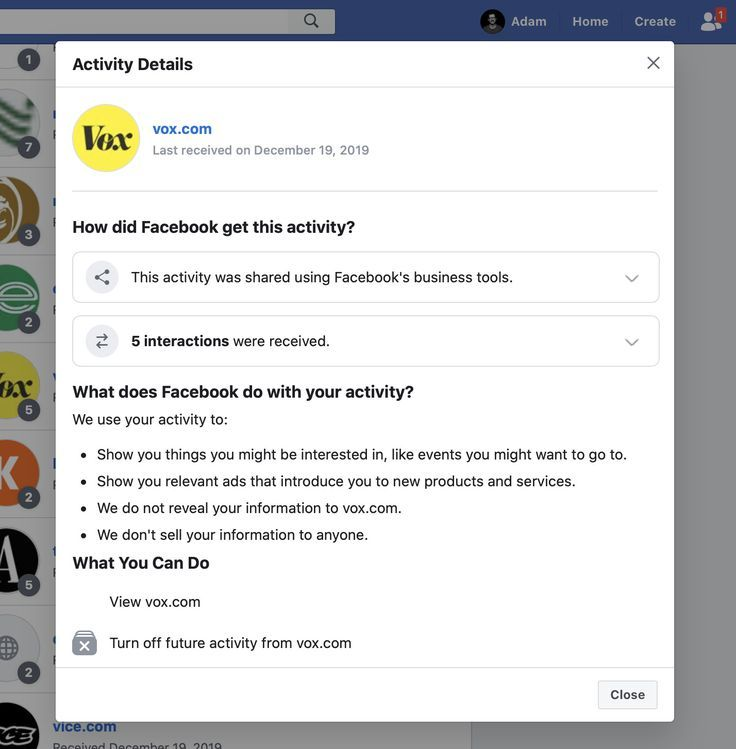 About You Facebook About Facebook Uber Dich Facebook A