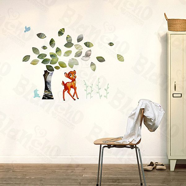 Bambi - Large Wall Decals Stickers Appliques Home Decor