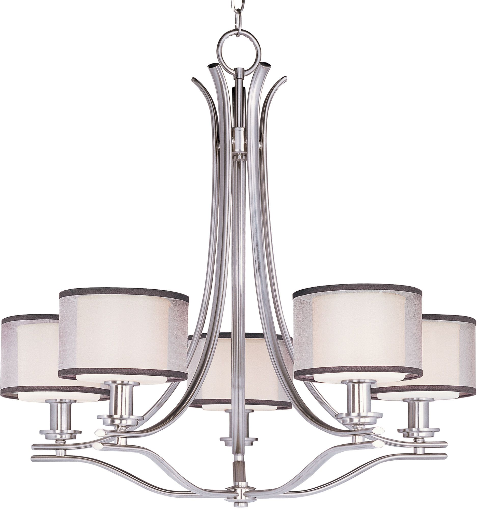 Orion Chandelier | Maxim Lighting at Lightology | Barnutopia ...