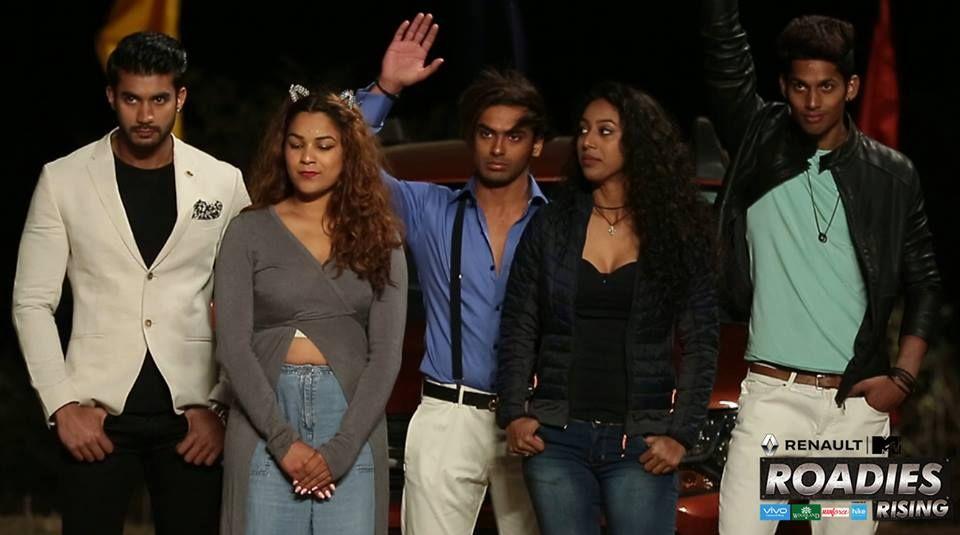 MTV Roadies Rising (Roadies X5) Episode 14 Elimination, Vote