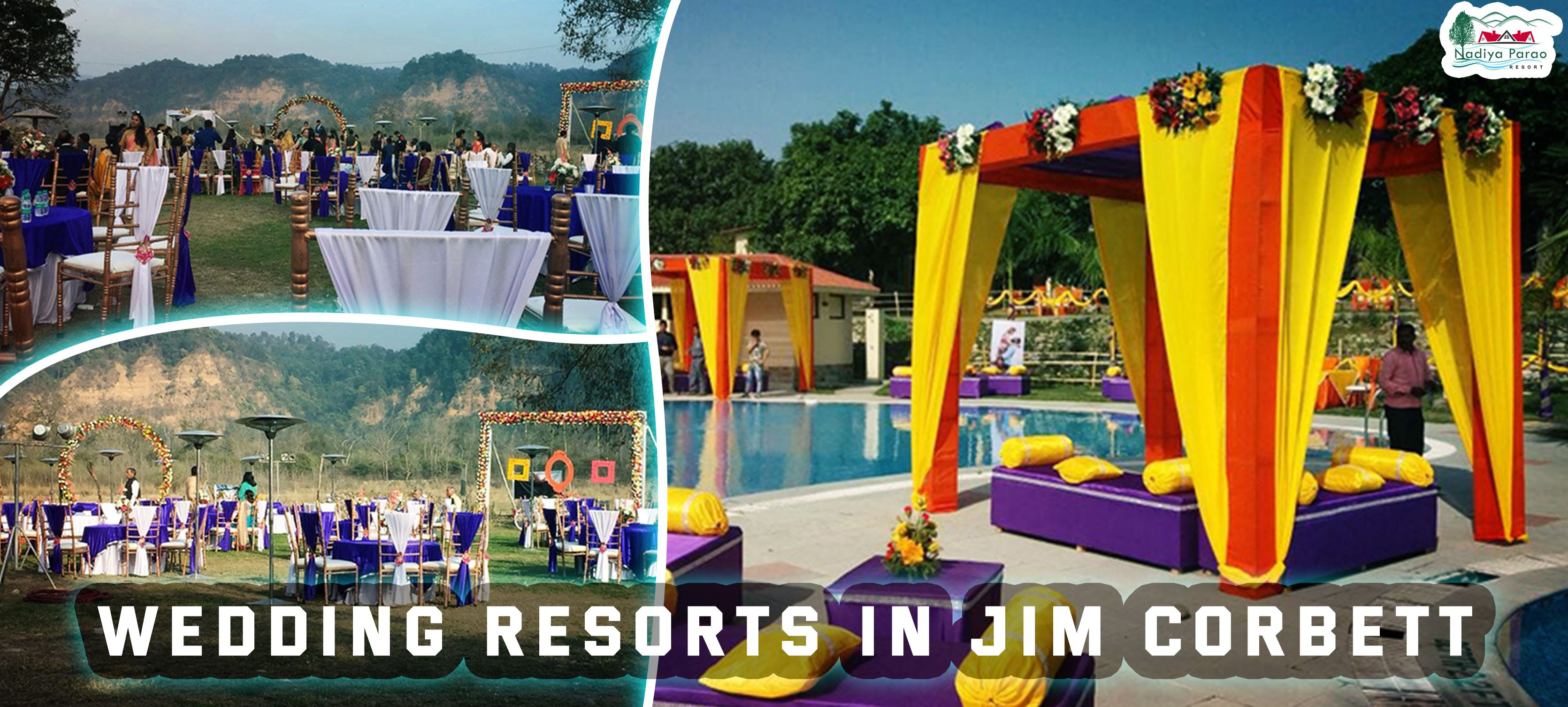 Wedding Resorts In Jim Corbett Jim Corbett Resort Resort Wedding