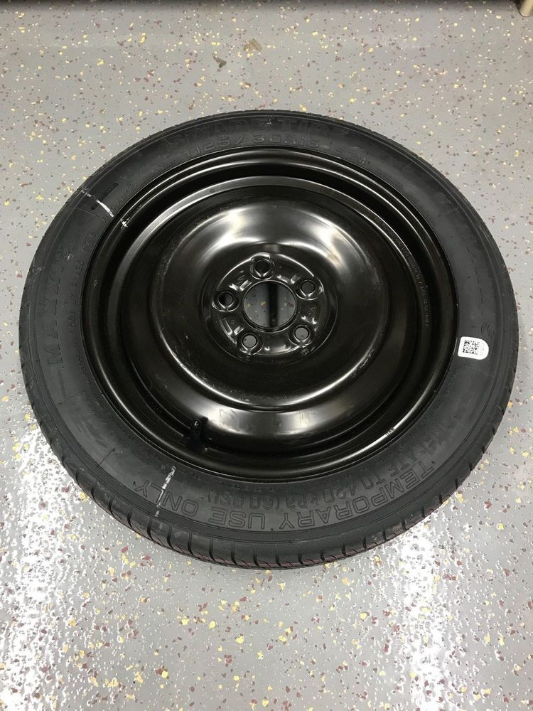 Oe Ford Fusion Focus T125 80 R16 97m Temporary Spare Tire Wheel Rhpinterest: Ford Fusion Spare Tire Location At Gmaili.net