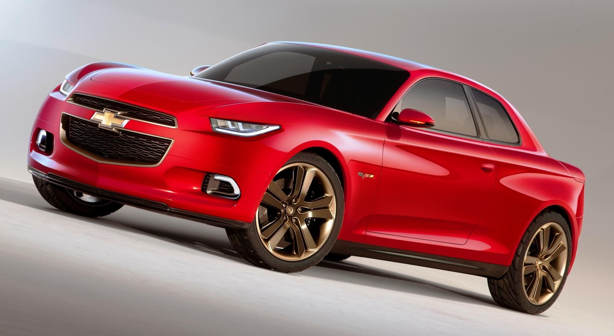 Chevy Concept Cars Introduces Pair Of Trucks Chevroletchevellecliccars