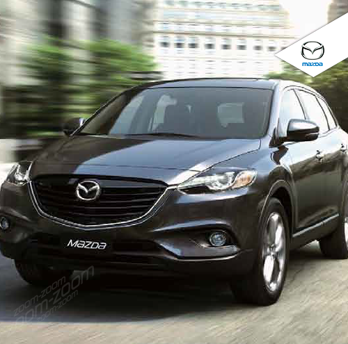 The 6 Cylinder 3 7l Mazdacx9 All Of It At Your Disposal Mazda Cx 9 Mazda Bmw Car