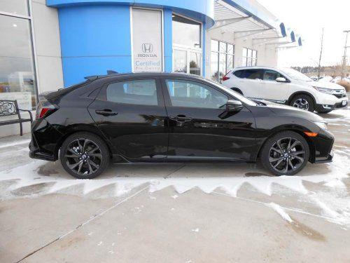 New 2017 Honda Civic Sport Touring 1 5t Hatchback Honda