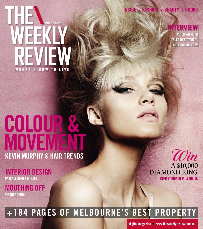 Twr Stonnington 20110302 Edition41 Hair Shows Alternative Hair Interesting Faces