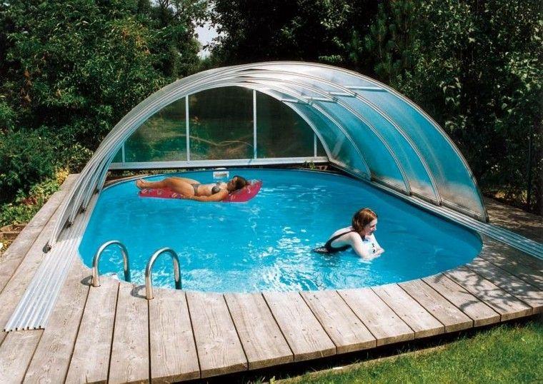 piscinas diseo y consejos antes de su construccin en nuestro jardn variantes para la seleccin de - Piscinas De Diseo