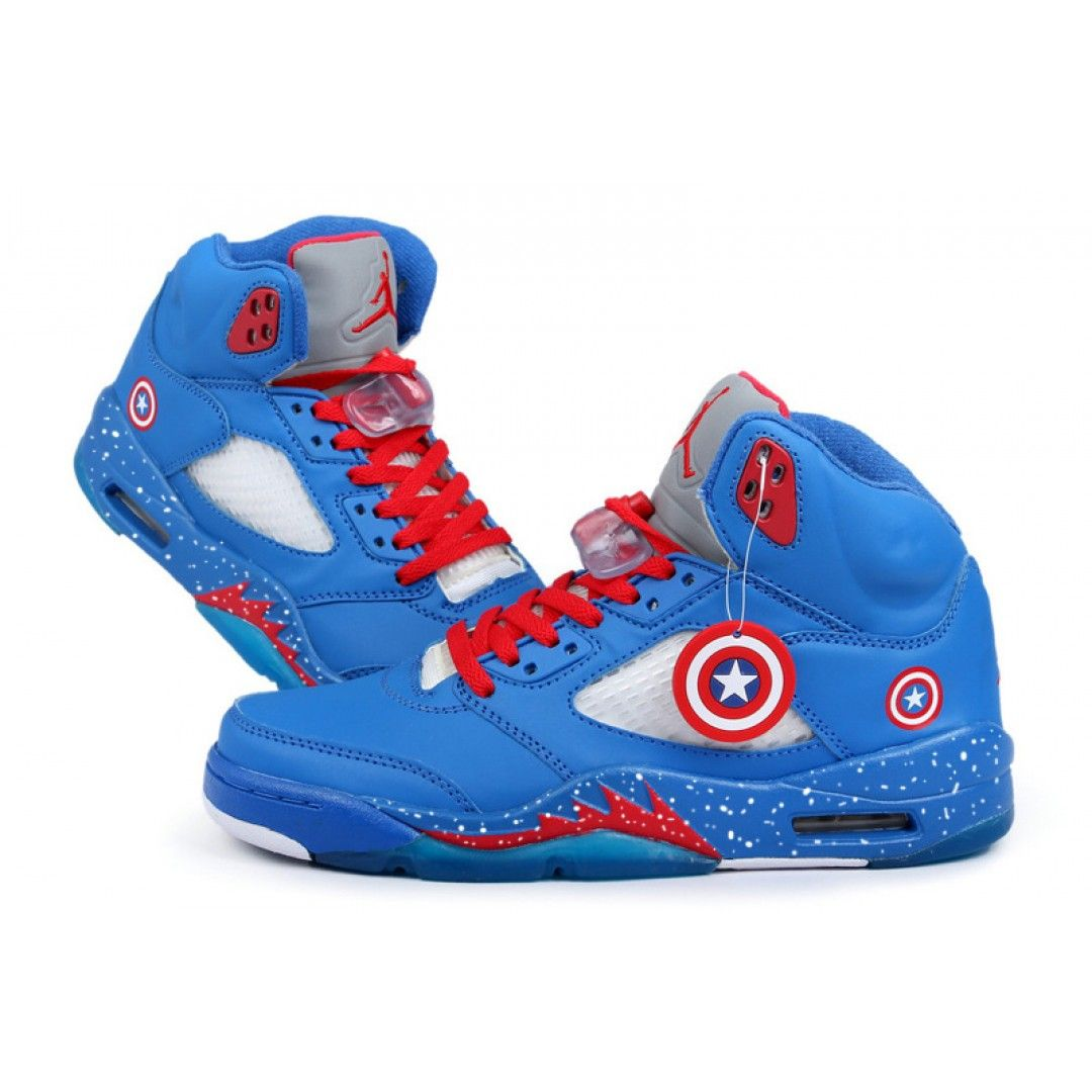 separation shoes c556d 1223d Air Jordan 5 Captain America