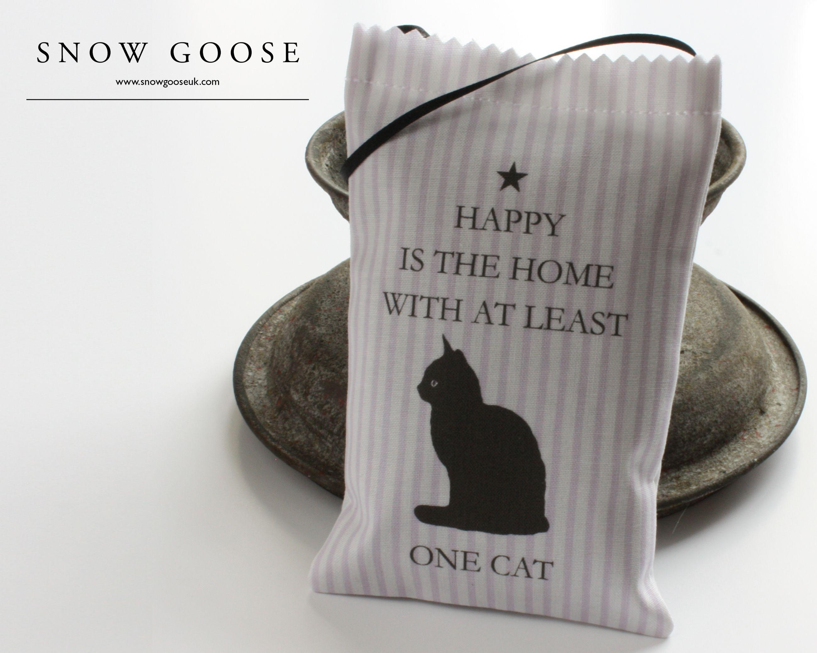 Happy Cat Lavender Bag Lavender bags, Happy cat, Lavender