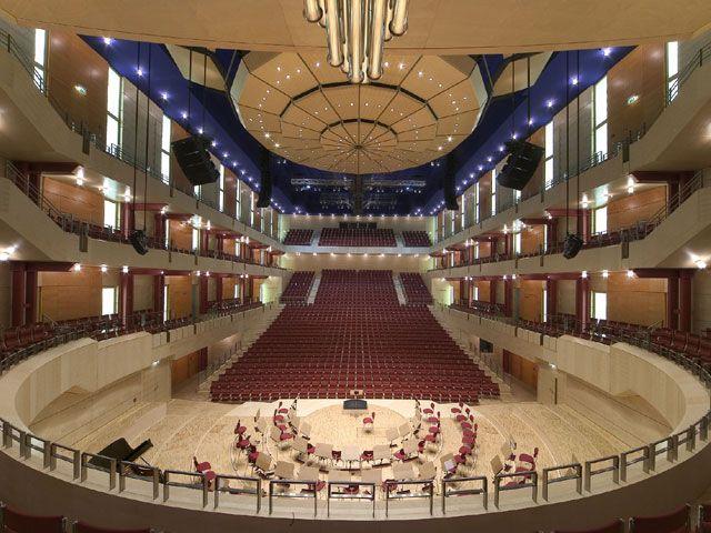 Concert Halls Of The World Philharmonie Essen Concert Hall Germany Concert Halls Of The World Concert Hall Concert World