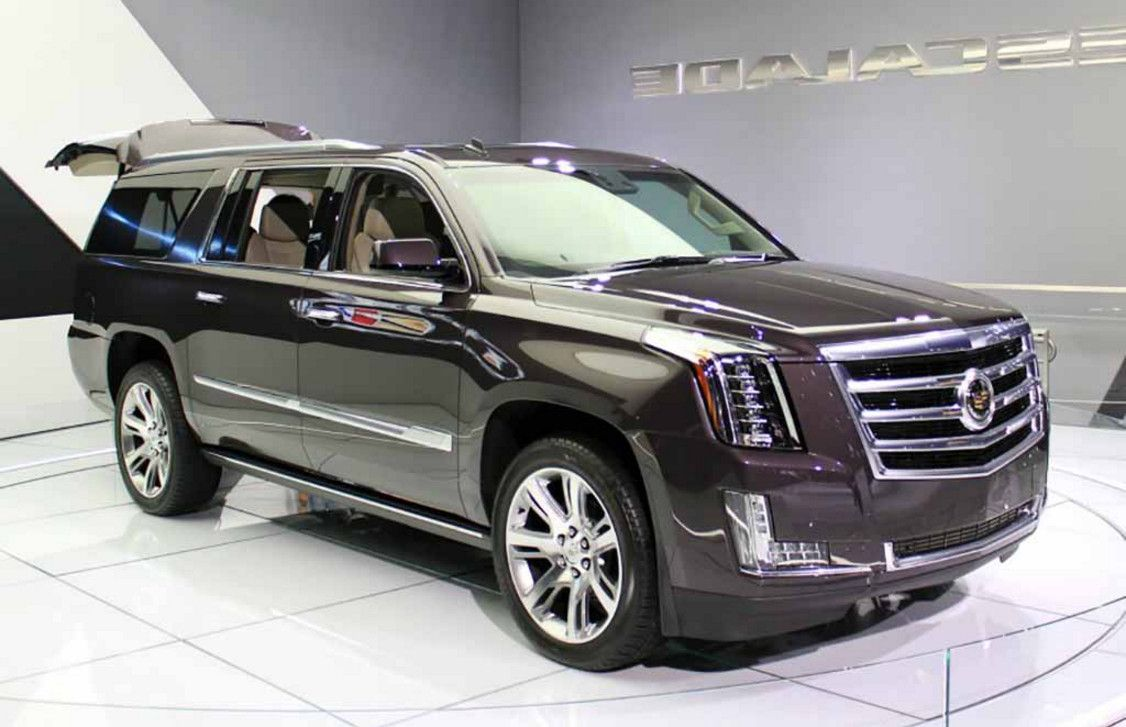 rear cadillac black reviews platinum canadian auto escalade review