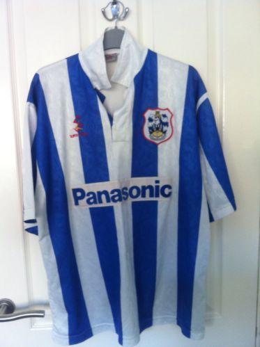 Huddersfield Town Home Football Shirt
