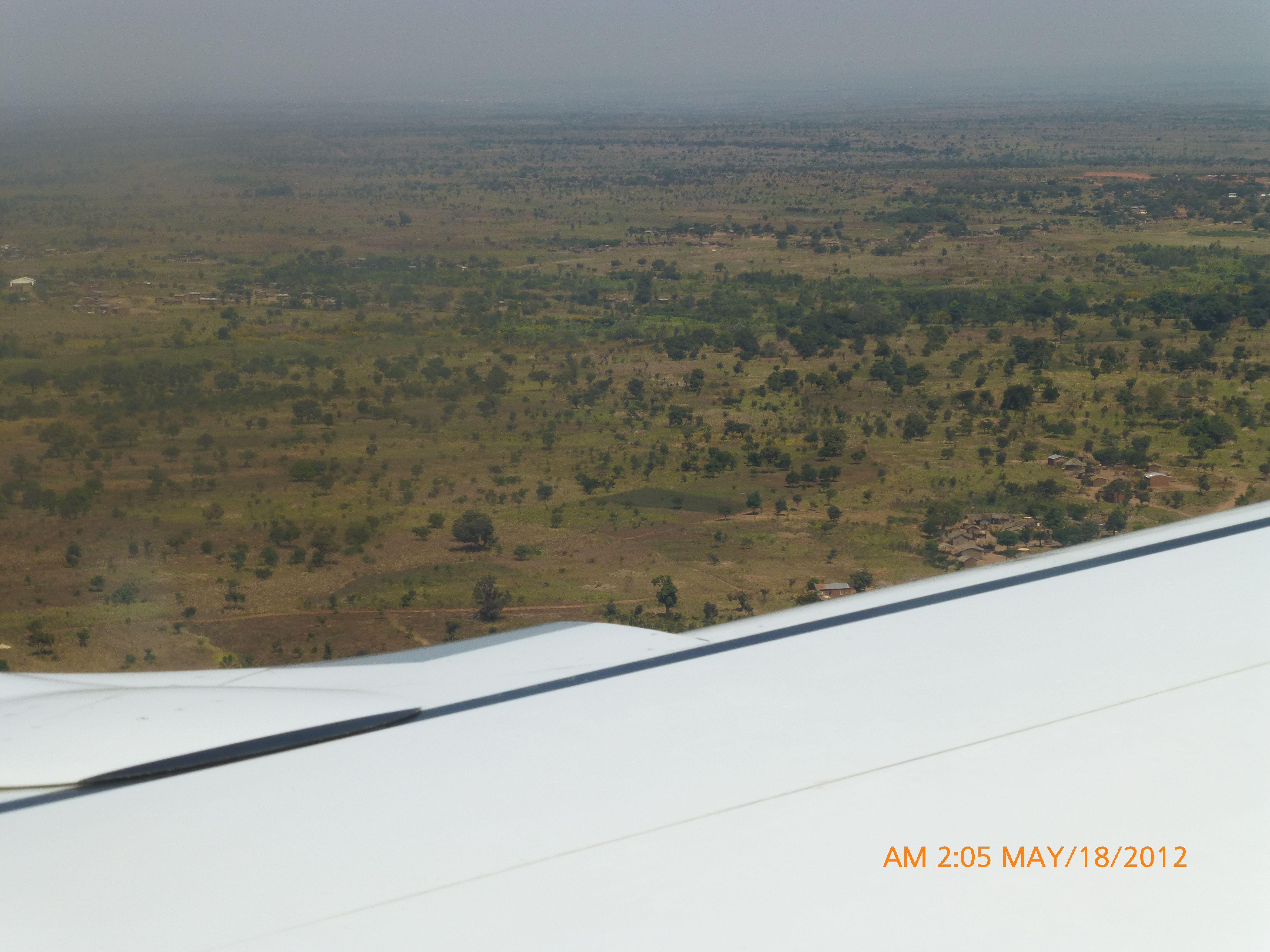 Élisabethville in Katanga