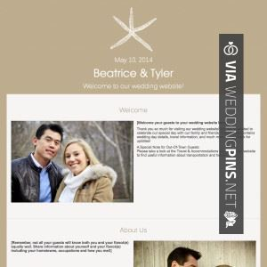Sweet - best wedding website examples | CHECK OUT MORE GREAT WEDDING ...