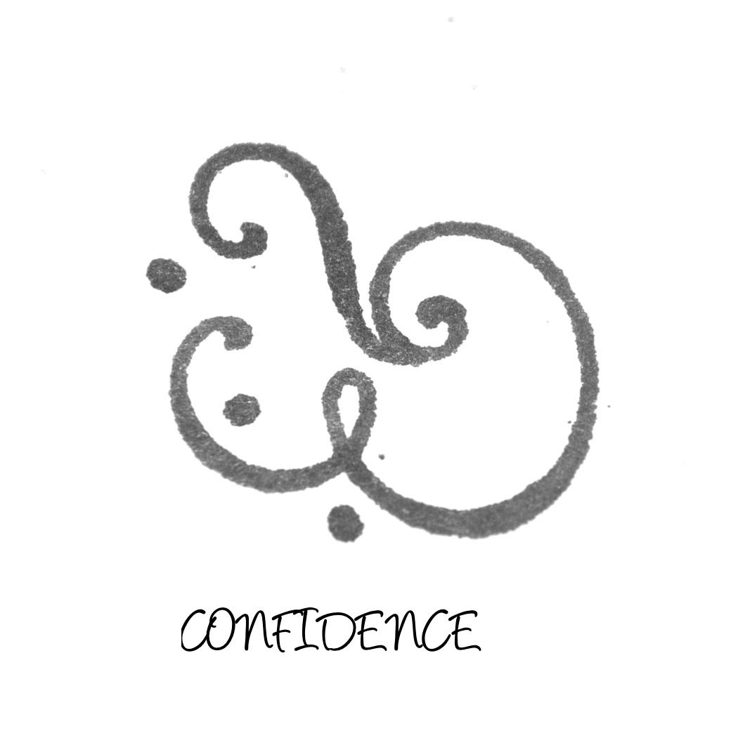 symbol for confidence gimme da tattsss pinterest tatouages cercles et dessin. Black Bedroom Furniture Sets. Home Design Ideas