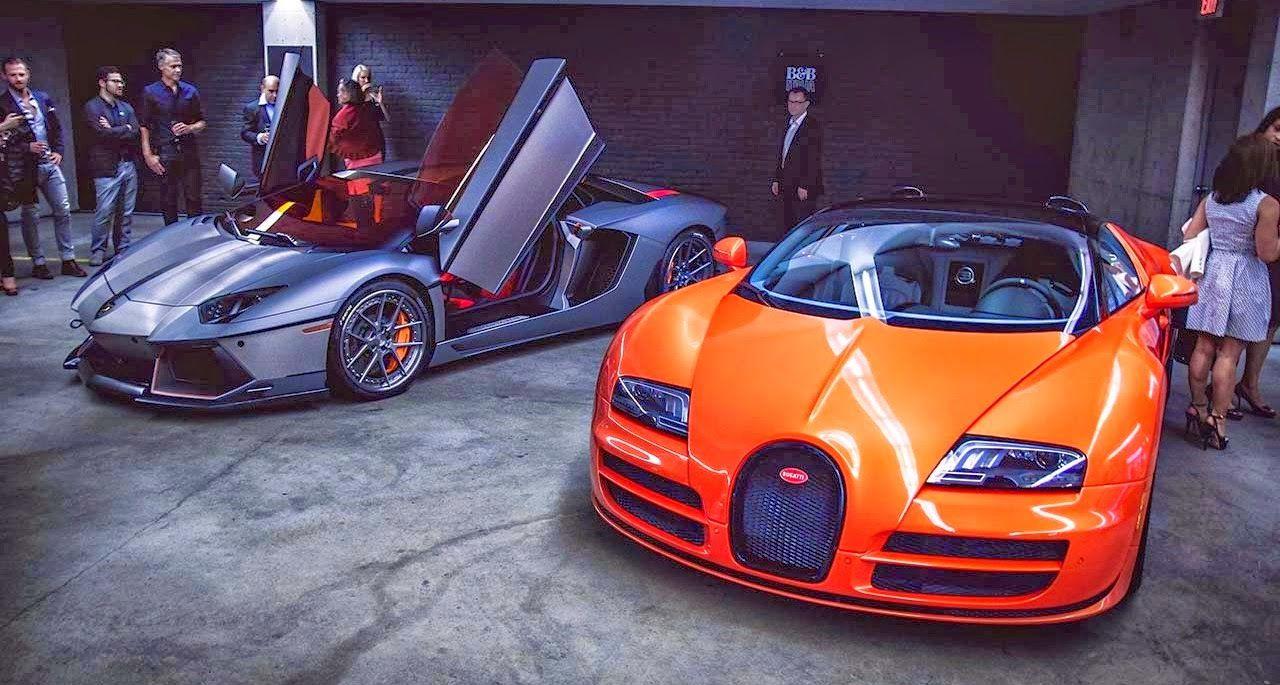 Best car photos: Lamborghini Aventador VS Bugatti  Source: http://myspin.com.au/clubs/40/show-post/364-weekly-best-car-photos-1/  #carpics #cars #bestcars #supercars #bestphotos #Lamborghini #Aventador #Bugatti