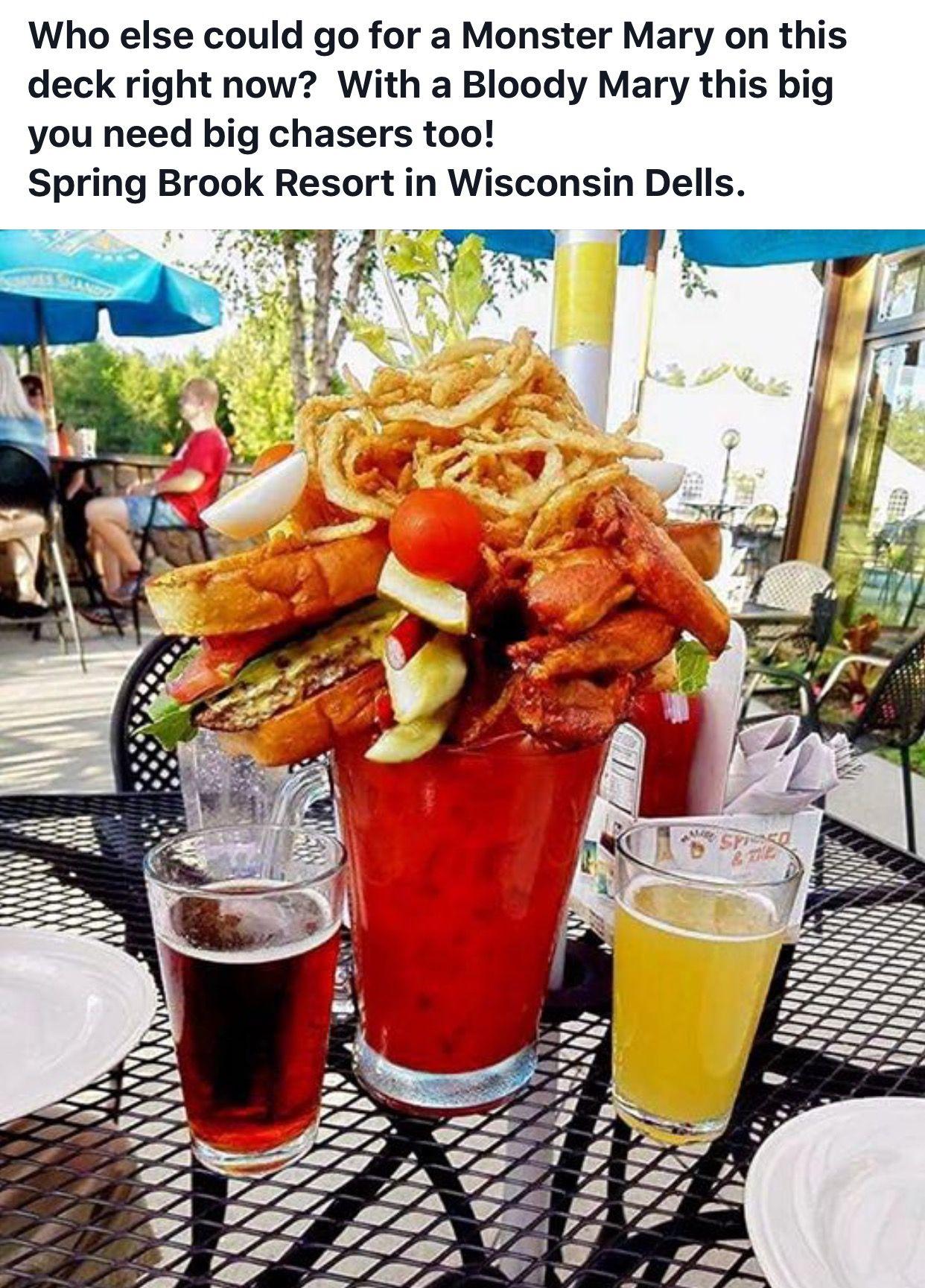 Spring Brook Resort in Wisconsin Dells WI  Wisconsin