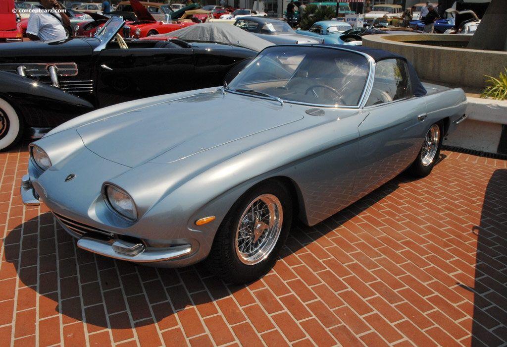 1966 Lamborghini 400 GT 2+2 Image   LAMBORGHINI =Y MOD.CONCEPT ...