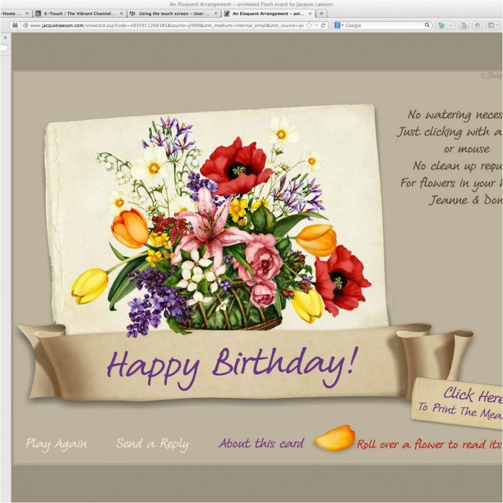 9 Best Jacquie Lawson Birthday Cards Uk Birthday Cards Birthday Template Birthday