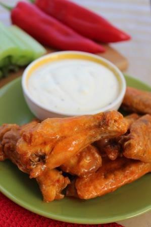 Pin by Christi Austin on Recipes | Buffalo wings, Fries