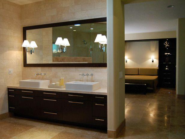 Contemporary | Bathrooms | Katie Ridder : Designer Portfolio : HGTV - Home & Garden Television