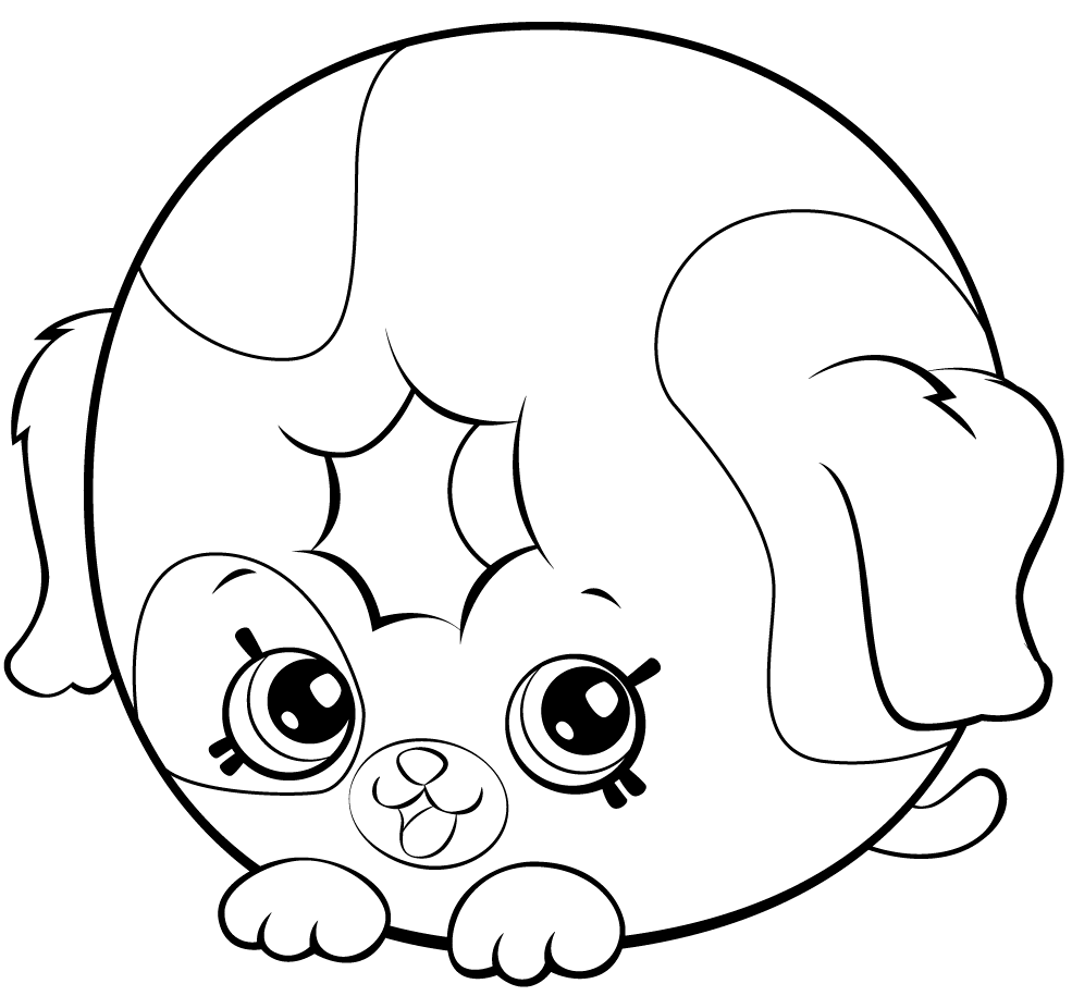 Pin by Typress on Shopkins (With images)   Shopkins colouring ...