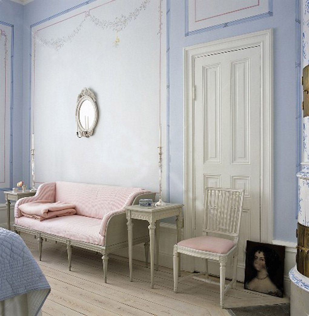 The little known secret about gustavian swedish style salons