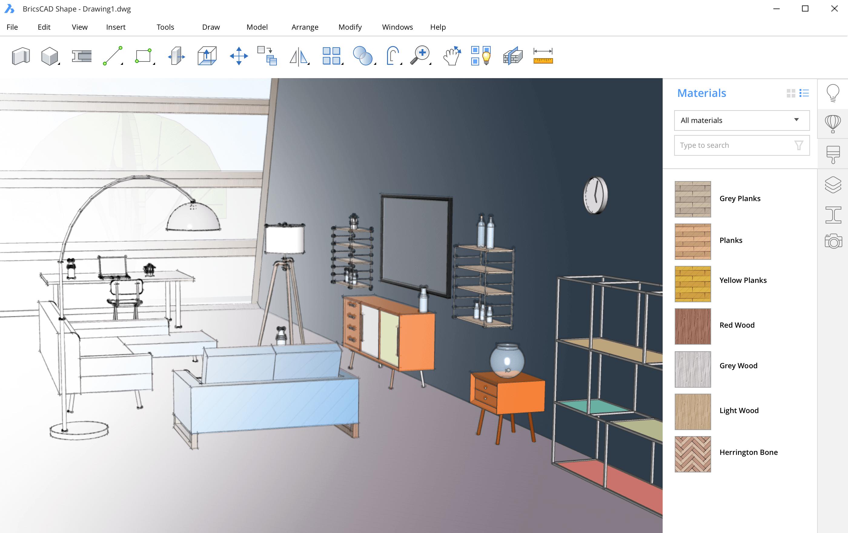 Bricscad Shape Free 3d Design Software 3d Design Software